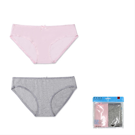 Combo 02 quần lót nữ cotton Vera