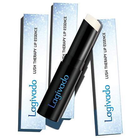 Son dưỡng môi không màu Hàn Quốc Lagivado chính hãng giúp phục hồi môi khô, thâm, nứt nẻ dành cho cả nam nữ Lush Therapy Lip Sen dạng thỏi