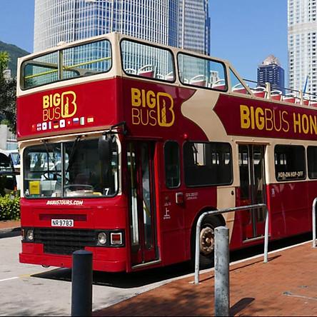 Vé Single Route Xe Bus Hop On Hop Off Hong Kong (Big Bus Tours)