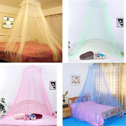 Mùng ngủ chống muỗi kiễu cung đình