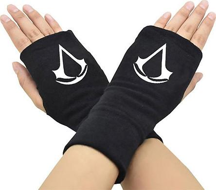Găng tay Assassins Creed phong cách, chống nắng, chống lạnh