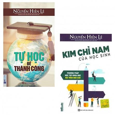 Combo Kim Chỉ Nam Của Học Sinh, Tự Học Để Thành Công