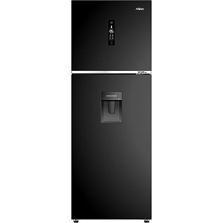 Tủ lạnh Aqua Inverter 344 Lít AQR-T389FA(WBS) - Chỉ giao HCM