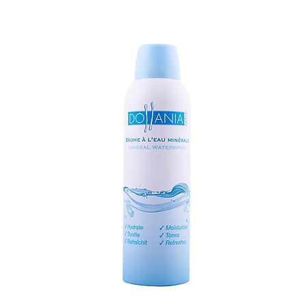 Xịt khoáng dưỡng ẩm mềm da Mineral Waterspray DOLLANIA 150ml