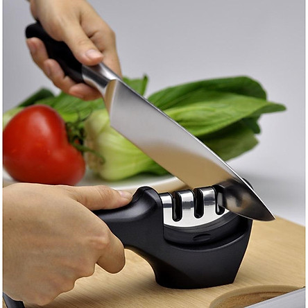 Dụng cụ mài dao inox - 20.5x7.5cm