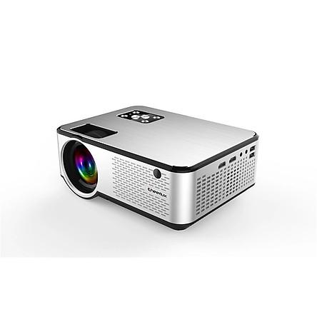 Máy chiếu mini projector Cheerlux C9 HD độ phân giải 1280x720, độ sáng 2800 Lumens, xem nét 100 inch, loa nghe cực hay, phù hợp thay thế tivi trong phòng ngủ. Hàng chính hãng