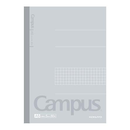 Vở Viết Campus Nhật Bản KOKUYO WCN-CNB3810-1 Khổ A5/80 Trang 4 Vở/Túi