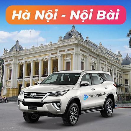 Voucher xe tiễn Hà Nội - Nội Bài 7 chỗ HNNB7C