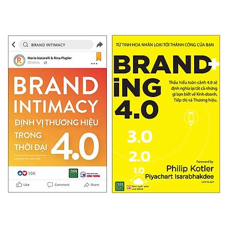Combo Branding 4.0 + Định Vị Thương Hiệu Trong Thời Đại 4.0