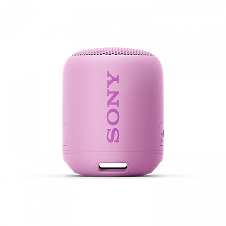 Loa Bluetooth Sony SRS-XB12 / Tím - Hàng Chính Hãng
