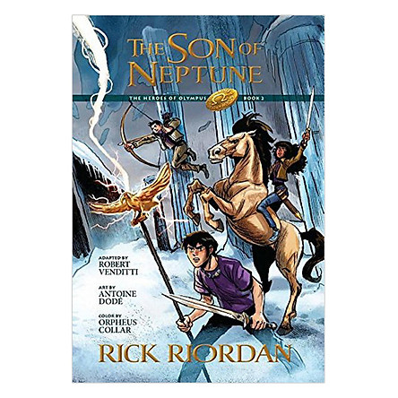 Heroes Of Olympus Series #2: The Son Of Neptune: The Graphic Novel