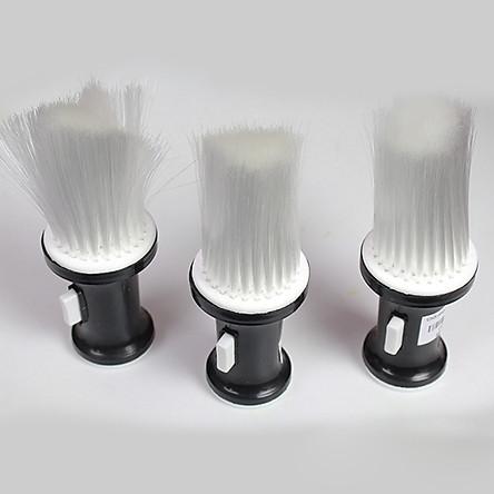 Chổi quét tóc và phấn rôm ( 1 cái )