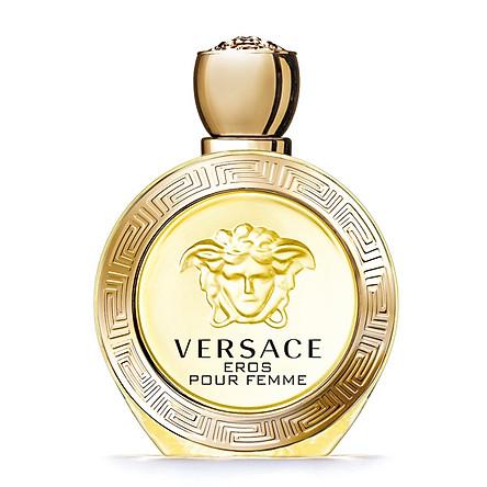 Nước Hoa Nữ Versace Eros Pour Femme - Eau De Toilette (50ml)