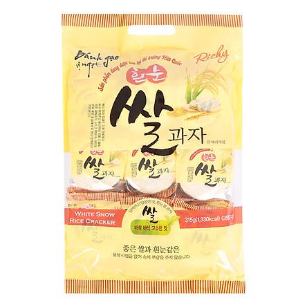 Bánh Gạo Richy Hàn Quốc Gói Lớn (315g)