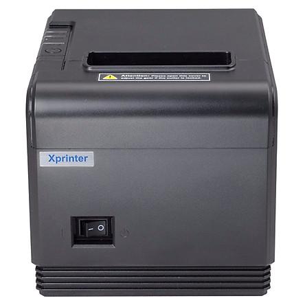 Máy In Hóa Đơn Xprinter Q80I- Hàng Chính Hãng