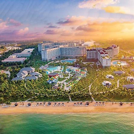 Gói 3N2Đ Vinpearl VinOasis Phú Quốc Resort 5* - 02 Bữa Sáng, 02 Bữa Trưa, Hồ Bơi, Công Viên Nước Trong Resort