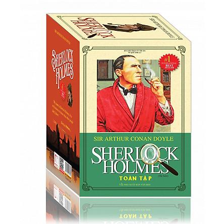 Sherlock Holmes Toàn Tập (Hộp 3 Tập - Tái Bản)