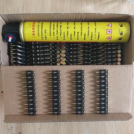 Đinh bắn bê tông 22mm (hộp 1000 đinh)