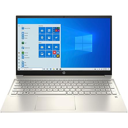Laptop HP Pavilion 15-eg0006TX 2D9C9PA (Core i5-1135G7/ 8GB (8GBx1) DDR4 3200MHz/ 512GB PCIe NVMe M.2 SSD/ MX450 2GB GDDR5/ 15.6 FHD IPS/ Win10 + Office) - Hàng Chính Hãng