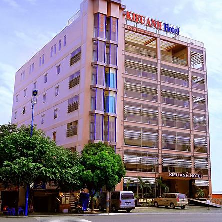 Kiều Anh Hotel 3* Vũng Tàu - Gồm Buffet Sáng, Gần Biển Thùy Vân, Bãi Sau