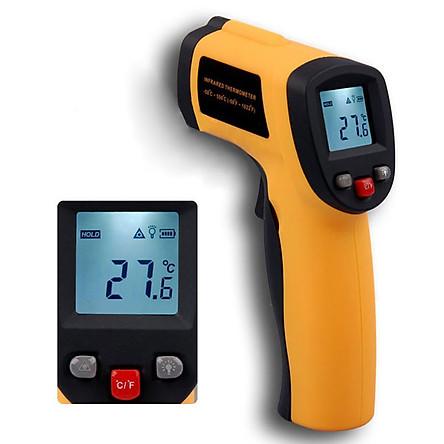 Máy đo nhiệt độ từ xa GM550 cao cấp laser (Tia Hồng Ngoại)