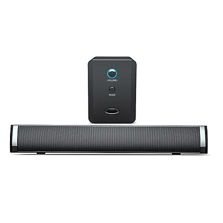 Loa Thanh Siêu Trầm Bluetooth Gaming Soundbar Dùng Cho Máy Vi Tính PC, Laptop, Tivi D236 Hỗ Trợ BASS, Cổng Kết Nối USB, Jack 3.5
