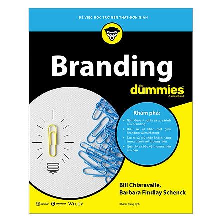Branding For Dummies