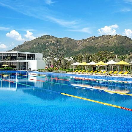 Oceanami Villas & Beach Club 5* Long Hải - Buffet Sáng, Xe Đưa Đón, Hồ Bơi, Bãi Biển Riêng
