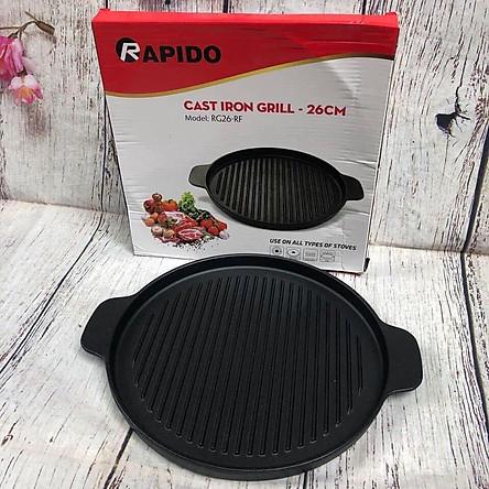 Chảo gang nướng Rapido