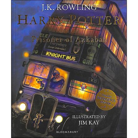 Harry Potter and the Prisoner of Azkaban (Includes Patronus Poster)