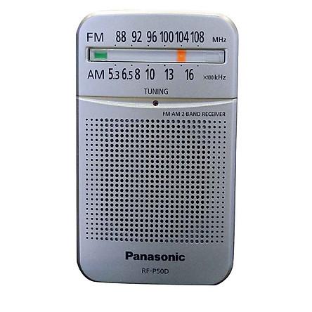 Radio Panasonic RF-P50D (Hàng nhập khẩu)