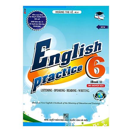 English Practice 6 (Book 1) (No Answer Key)