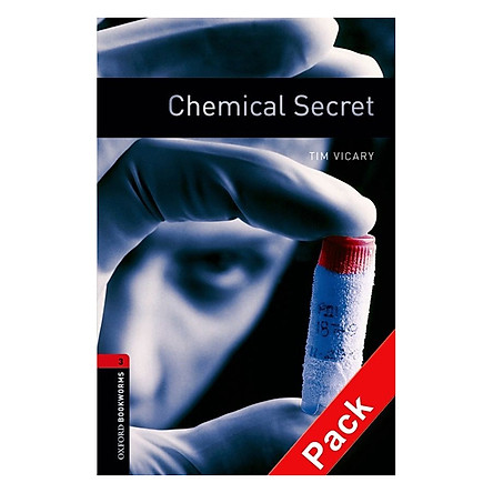 Oxford Bookworms Library (3 Ed.) 3: Chemical Secret Audio CD Pack