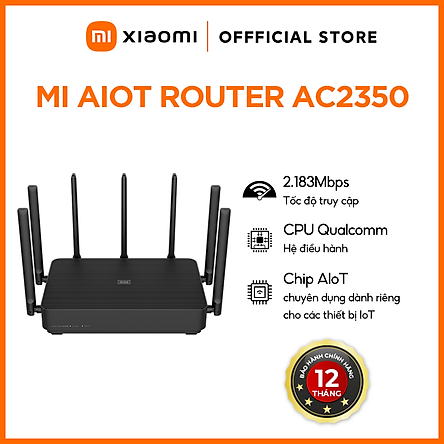 Thiết bị định tuyến mạng không dây (WIRLESS ROUTER) AC2350 hàng chính hãng