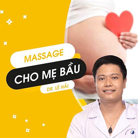 Massage dành cho Mẹ bầu