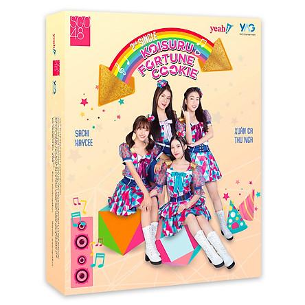 2nd single SGO48: Koisuru Fortune Cookie - Thất Tình Tích Cực