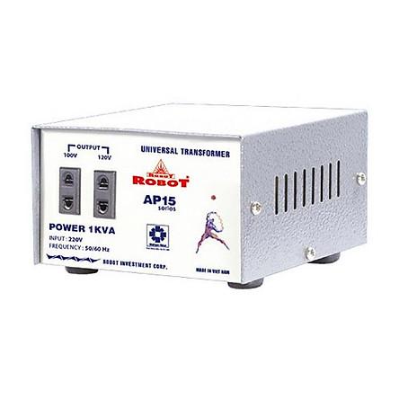 Biến thế đổi điện Robot 1 pha (Dây đồng) – Hàng chính hãng