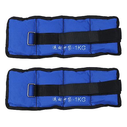 Cặp Tạ Đeo Chân 1Kg KenSports K035-1