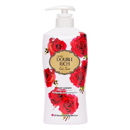 Sữa Tắm Double Rich Eva's Secret Body Shower