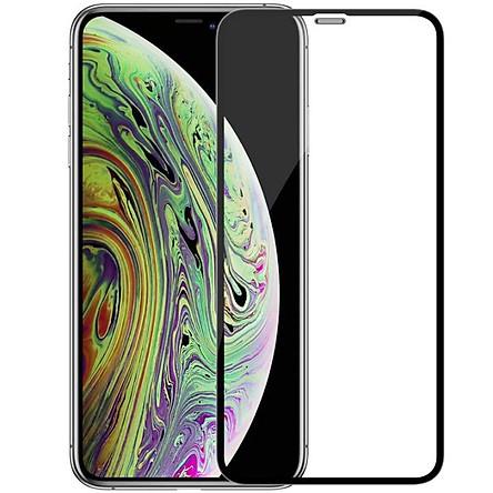 Kính cường lực Apple iPhone 11 Pro  Max - full keo full màn hình (Đen)