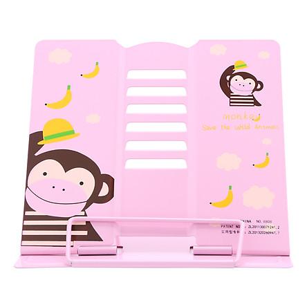 Giá Kẹp Sách, Đỡ Sách, Đọc Sách Chống Cận - Monkey