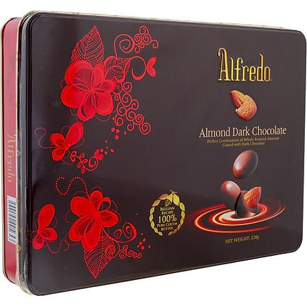 Kẹo Socola Alfredo Hoa Đỏ (228g)