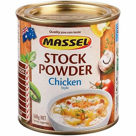 Hạt nêm Massel hương vị Gà Australia 100% không chứa bột ngọt - Nhập khẩu Australia