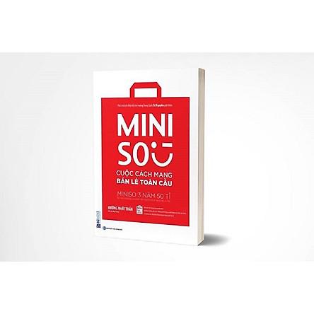 Miniso - cuộc cách mạng bán lẻ toàn cầu (TẶNG Kèm Bút Phản Quang )