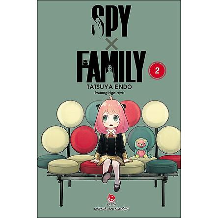 Spy X Family Tập 2