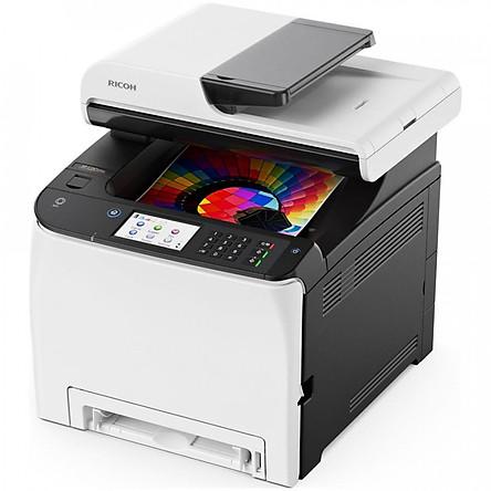 Máy in laser màu đa chức năng Ricoh SP C360SFNw - Hàng Chính Hãng