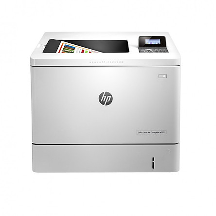 HP LaserJet Ent 500 Color M553dn Prntr - Hàng chính hãng