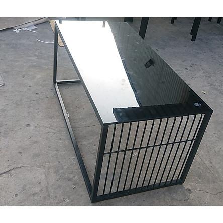 Bàn sofa chữ nhật Juno Sofa 50x100x45 cm