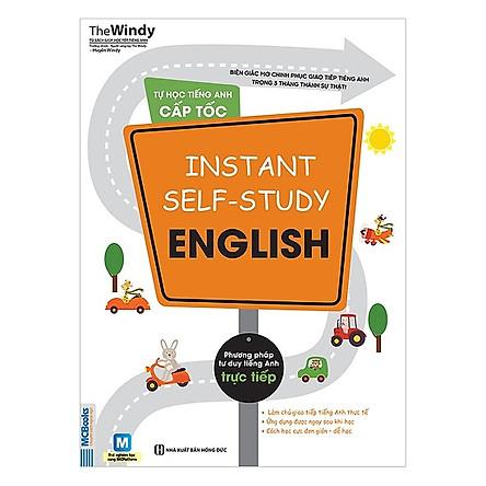 Tự Học Tiếng Anh Cấp Tốc (Tặng kèm Bookmark PL)