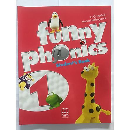 Funny Phonics 1 (Student's Book)